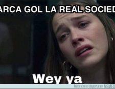 Los memes han invadido las redes sociales. (Foto Prensa Libre: Twitter)