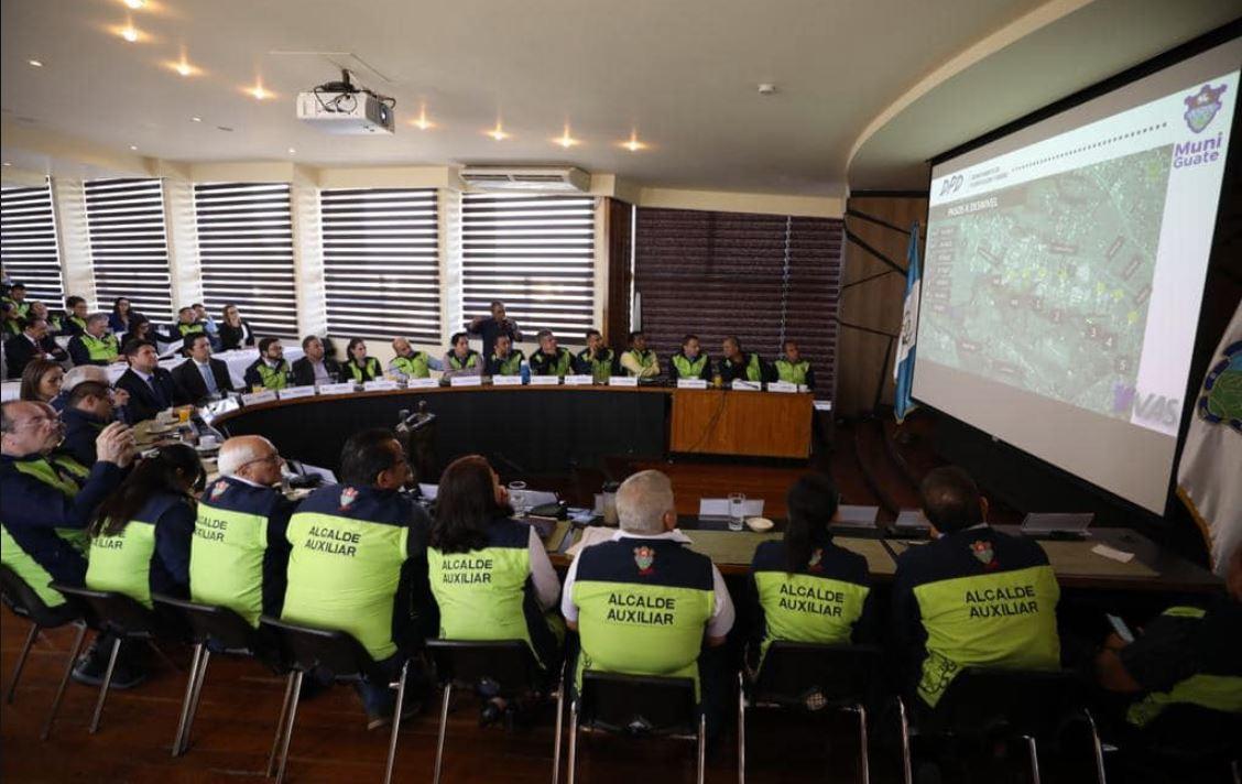 Municipalidad capitalina evalúa la construcción de un metro subterráneo en la ciudad