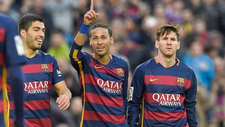Neymar vuelve a ser tema de conversación en las redes sociales. (Foto Prensa Libre: Hemeroteca PL)