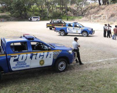 Varios hechos de violencia fueron reportados en la zona 21  en las últimas horas. (Foto Prensa Libre: Érick Rivas)