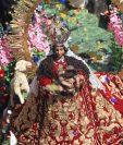 Nuestra Señora del Rosario de Santo Domingo. (Foto Prensa Libre: Hemeroteca PL)