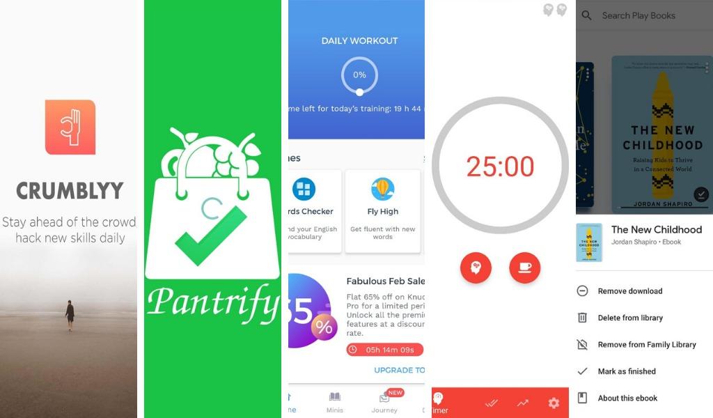5 apps para familias eficientes