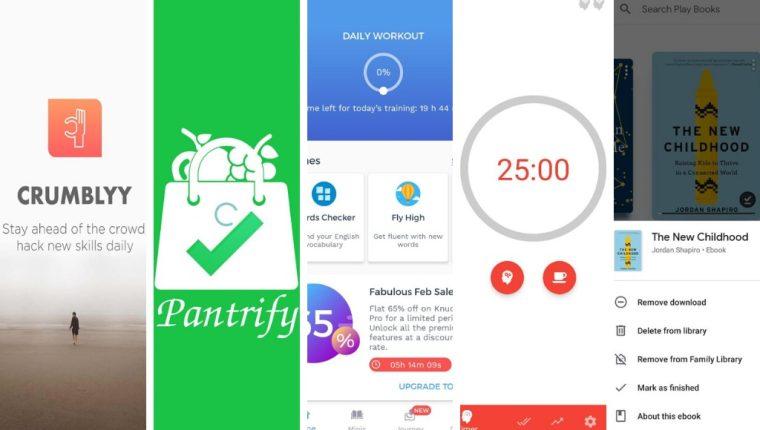 Apps para familias eficients