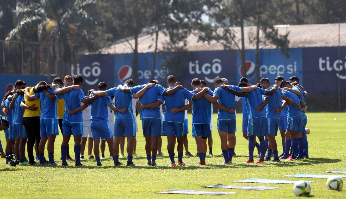 Ellos son los convocados a la Selección de Guatemala para enfrentar a Panamá