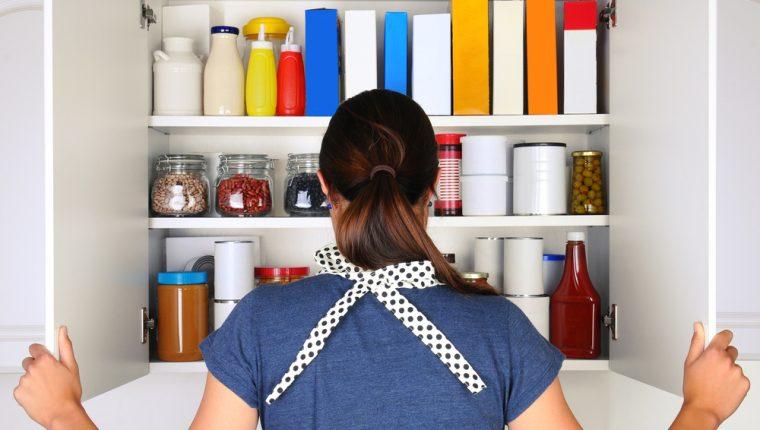 Una despensa surtida ayuda a tener una alimentación variada y balanceada. (Foto Prensa Libre: Servicios).