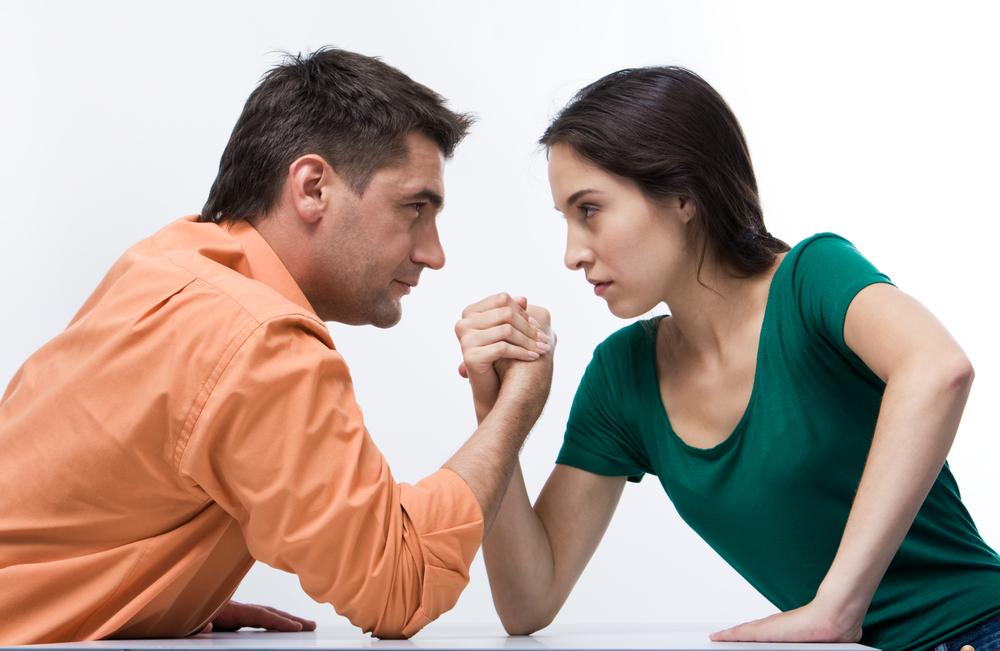 Competencia en pareja: un hábito que puede perjudicar el vínculo