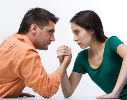 La competencia podría resultar nociva para su relación. (Foto Prensa Libre: Servicios).