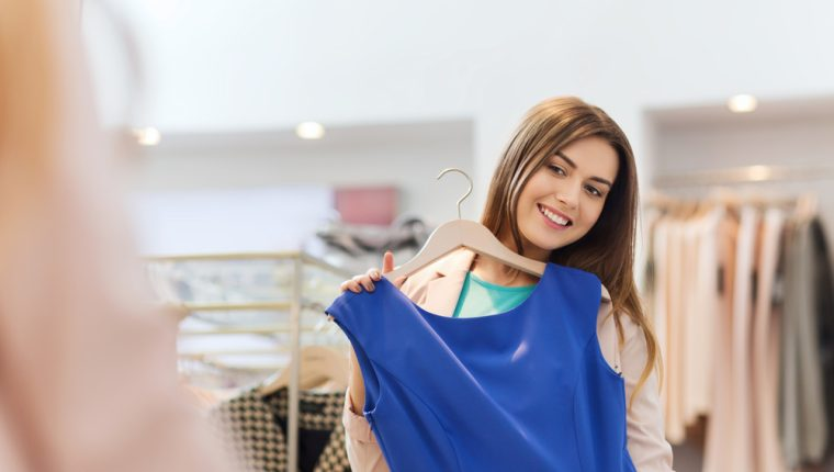 El color de la vestimenta refleja su estado de ánimo. Escójalo según sus sentimientos. (Foto Prensa Libre: Servicios).