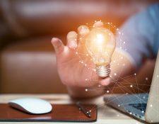 El pensamiento innovador requiere de creatividad, constancia y experimentación. (Foto Prensa Libre: Servicios).