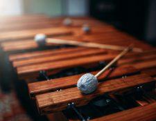 La marimba fue declarado símbolo patrio en 1999. (Foto Prensa Libre: Servicios).