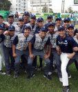 Selección Sub-18 de Softbol de Guatemala. (Foto Prensa Libre: CDAG).