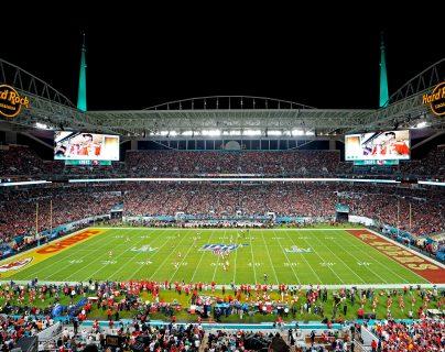 La Fiscalía de Miami ejecutó varios operativos contra la trata de personas el 2 de febrero día en que se celebró el Super Bowl (Foto Prensa Libre:  Usa Today Sports)