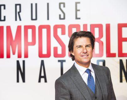 La nueva película de la saga protagonizada por Tom Cruise llegará a los cines en 2021. (Foto Prensa Libre: EFE)