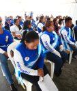 Más de 50 estudiantes tendrá este 2020 la Escuela de Voceadores de Prensa Libre. (Foto Prensa Libre: Carlos Hernández)