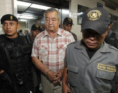Waldemar Lorenzana Lima, durante el proceso de captura en Guatemala con fines de extradición a Estados Unidos, en 2012. (Foto Prensa Libre: Hemeroteca PL)