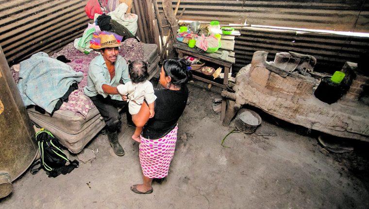Las poblaciones rurales están en mayor riesgo ante la aparición del covid-19 en Guatemala. (Foto Prensa Libre: Hemeroteca PL)
