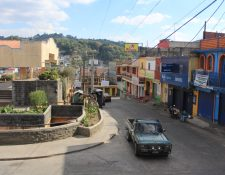 El segundo caso de coronavirus fue detectado en San Pedro Sacatepéquez .(Foto Prensa Libre: Hemeroteca PL)