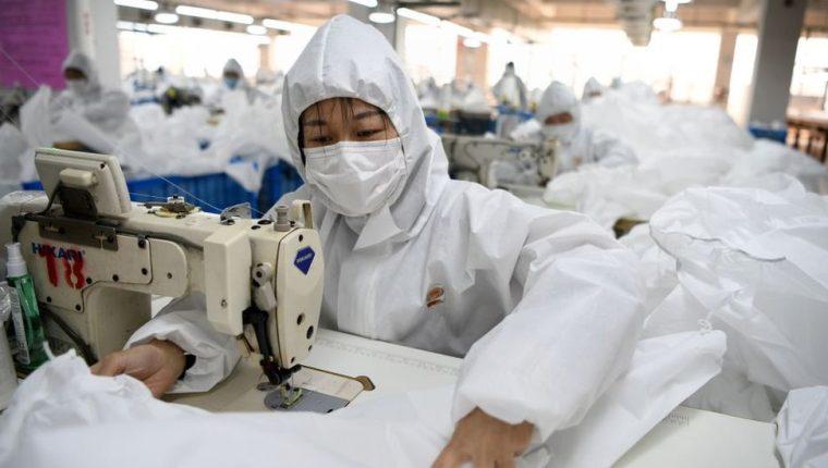 Los indicadores económicos muestran que el virus ha afectado más a las fábricas chinas que la crisis financiera de 2008.