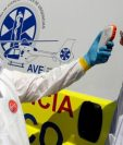 El nuevo coronavirus llegó a América Latina a fines de febrero. GETTY IMAGES