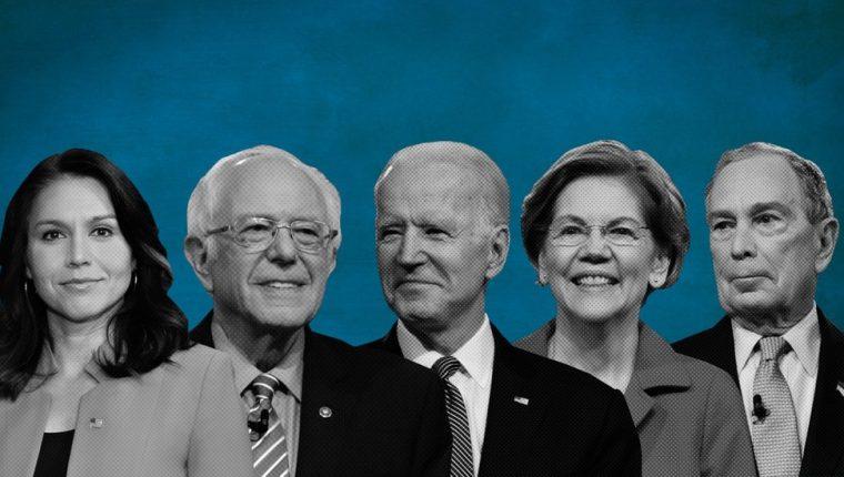 El supermartes es crucial en el calendario electoral del Partido Demócrata, que decidirá su candidato en la Convención Nacional Demócrata de julio.