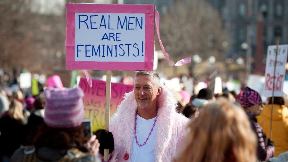 8 de marzo   el debate sobre el rol que deben jugar los hombres en el movimiento feminista