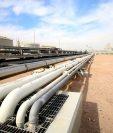 Con la caída de la demanda mundial por los efectos del coronavirus, el precio del petróleo puede seguir reduciéndose. GETTY IMAGES
