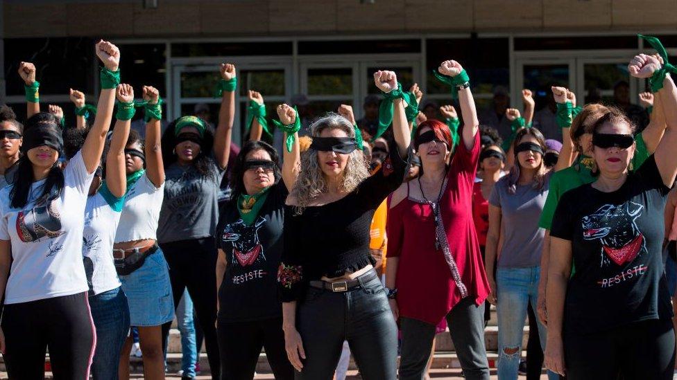 """8 de marzo   """"Generación igualdad"""": millones de mujeres se preparan para marchar en América Latina y el mundo en el Día Internacional de la Mujer"""