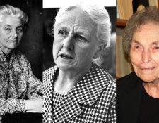 Beatrice Webb, Joan Robinson y Anna Schwartz son solo tres ejemplos de mujeres que hicieron importantes aportes al pensamiento económico.