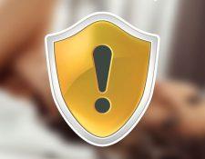 El ataque tienta a los usuarios con una imagen borrosa y les pide que habiliten el contenido del correo.