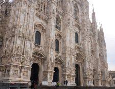 Más de 60 millones personas en Italia han sido puestas en cuarentena a partir de este martes.