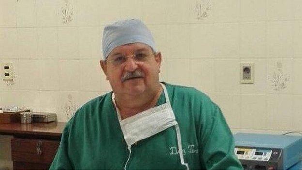 El neurocirujano fallecido es descrito por sus familiares como html5-dom-document-internal-entity1-quot-endun hombre muy activohtml5-dom-document-internal-entity1-quot-end