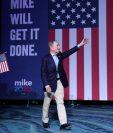 Michael Bloomberg gastó más de US$500 millones en su campaña pero se retiró de la contienda. (Foto Prensa Libre: AFP)