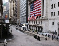 Los mercados sufren el peor trimestre desde 2008. (Foto Prensa Libre: Hemeroteca PL)