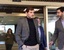 El exfutbolista español Iker Casillas se une a la lucha contra el covid-19. (Foto Prensa Libre: EFE )