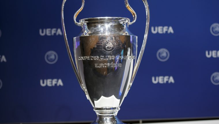La Champions League todavía es incierta de cuándo se volverá a jugar. (Foto Prensa Libre: AFP)