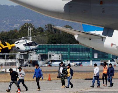 migrantes deportados durante l coronavirus guatemala
