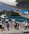 Los migrantes estarán en cuarentena y observación en tanto se confirma el resultado de las pruebas a dos pacientes. (Foto Prensa Libre: Hemeroteca PL)