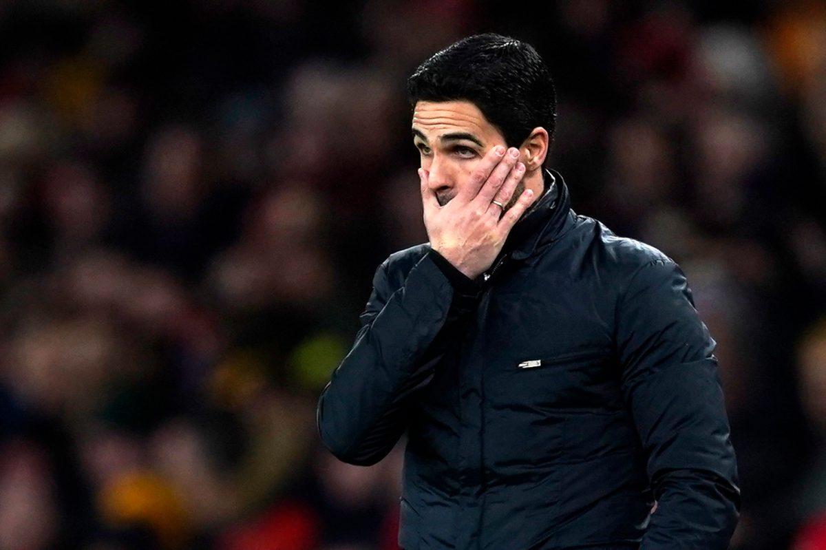 Mikel Arteta, entrenador del Arsenal dio positivo en coronavirus y el equipo completo queda aislado