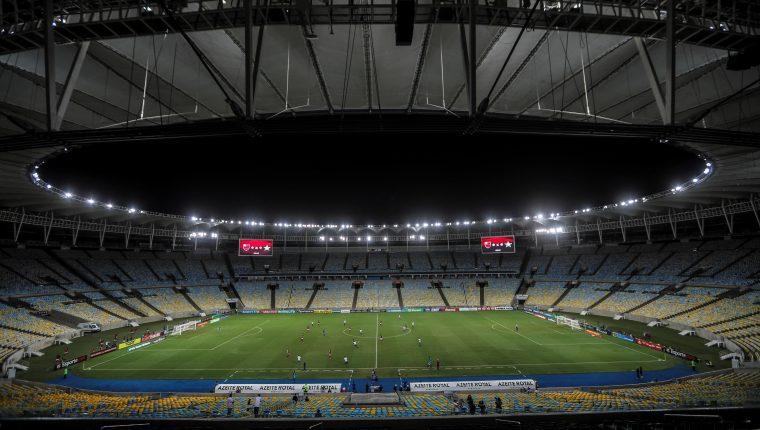 Vista general del estadio de Maracaná, uno de los escenario míticos del futbol brasileño: EFE)