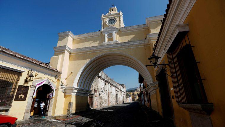 Proyecciones indican que las primeras empresas quebrarían a finales de marzo a causa del coronavirus. (Foto Prensa Libre: Hemeroteca PL)