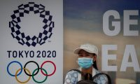 Japón tendrá un año para poder organizar los Juegos Olímpicos. (Foto Prensa Libre: EFE)