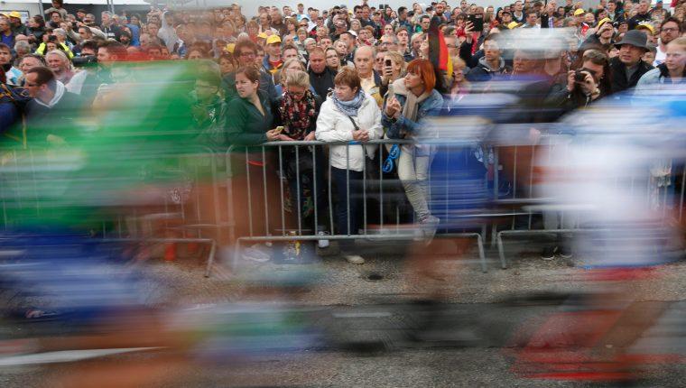 La competición seguirá programada en Trente (norte de Italia), pero hay dos opciones para las fechas de 2021. (Foto Prensa Libre: AFP).
