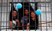 El toque de queda mantiene a las familias confinadas en sus hogares desde las 16 horas hasta las 4 de la madrugada. (Foto Prensa Libre: Efe)