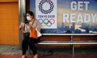La pandemia del covid-19 obligó a suspender los Juegos Olímpicos 2020. (Foto Prensa Libre: EFE)