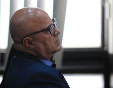 Jorge Villavicencio, exministro de Salud. (Foto Prensa Libre: Byron García)