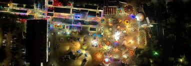 La Municipalidad de Coatepeque solicitará al Ministerio de Salud si puede efectuar la Feria de Verano. (Foto Prensa Libre: Muni Coatepeque)
