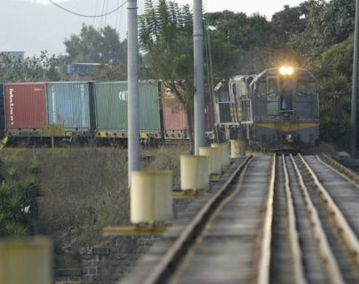 Una de las áreas bajo la administración de Ferrovías de Guatemala. (Foto Prensa Libre: Hemeroteca PL).