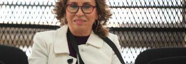 Sandra Torres está procesada por los delitos de asociación ilícita y financiamiento electoral no reportado por Q5.9 millones de la campaña de 2015. (Foto Prensa Libre: Hemeroteca PL)