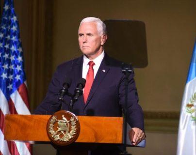 Mike Pence, vicepresidente estadounidense. (Foto: Hemeroteca PL)