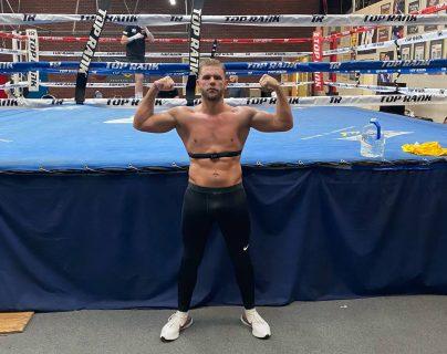 El boxeador Billy Joe Saunders fue suspendido luego de publicar un video donde hace apología a la violencia de género. (Foto Prensa Libre: Billy Joe Saunders / Facebbok)
